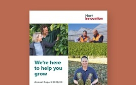 Hort Innovation's Annual Report 2019/20